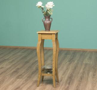 Suport flori cu picioare curbate - Culoare_P082 - LACUIT & VOPSIT